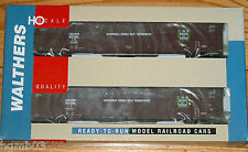 WALTHERS 932-26223 75' AUTO TRAIN AUTO CARRIER 2-PACK CANADIAN NATIONAL CN