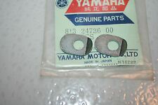 nos snowmobile Yamaha seat rear lock washers ew gp sl ss sw 292 339 396 433 643