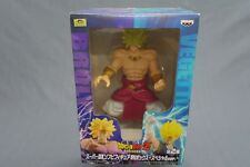 (T8E8) DRAGON BALL Z SUPER SAIYAN BROLY  DBZ DX BANPRESTO NEW