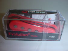DIMARZIO ISCV2 Evolution Single Coil MIDDLE Electric Guitar Pickup - PINK