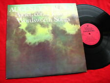 AUGUSTYN BLOCH ayelet, jephtah's daughter / wordsworth songs ORIG Polish Muza LP