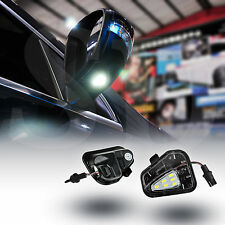 For VW Passat CC Scirocco Jetta Mk6 EOS LED Peripheral Under side Mirror Light