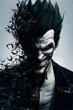 Batman The Joker Arkham City Game Art Wall 24x36 inch Poster