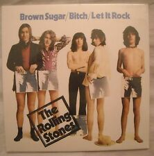 45 ROLLING STONES - BROWN SUGAR BITCH LET IT ROCK - ANNO 2011 - SIGILLATO