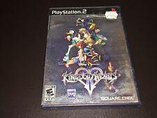 Kingdom Hearts II 2 PlayStation 2 PS2