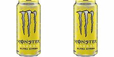 Monster Energy Ultra Citron 2 x 473ml can Free UK Delivery