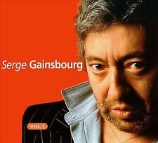 CD:   SEALED/ Serge Gainsbourg, Vol. 1 all hits 16 tracks/ import / rare