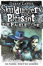 NEW  (3) SKULDUGGERY PLEASANT - THE FACELESS ONES Derek Landy 9780007302161