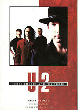 NIALL STOKES - U2: THREE CHORDS AND THE TRUTH- 1st US PB - HARMONY BOOKS (1989)(