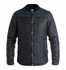 DC Men's CONVOY Quilted Jacket - KVJ0 - Medium - NWT