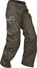 NEW FLY RACING PATROL BLACK ATV  MX BMX MTB RACING PANTS  size 38
