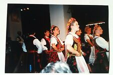 Vintage Photography PHOTO TRADITIONAL GERMAN DINNER BAVARIAN GIRLS BOYS DANCE