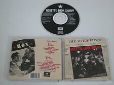 ROXETTE/LOOK SHARP!(PARLOPHONE 7910982) CD ALBUM