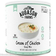 Augason Farms Cream of Chicken Soup Powder Mix Emergency Survival Camp Out Food
