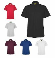 Mens Premium Pique Polo T Shirts Size XS to 5XL By SITE KING - WORK & CASUAL 240