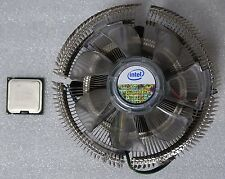 Intel Core 2 Extreme qx9650 - 3 GHz quad-core, procesador lga775 with Heatsink