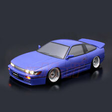 ABC Hobby NISSAN Sileighty S13 180SX 195mm Body Set RC Cars Touring Drift #66149