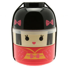 1pc Japanese Kokeshi Hime Princess  Bento box for Made In Japan #280-249