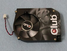 NVIDIA Club Geforce 6600GT 6600LE 6800GT VGA Video Card Cooler Cooling Fan 80mm