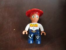 Lego Duplo People Figure Jessie from Toy Story Disney Woody's friend Jesse
