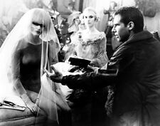Harrison Ford & Daryl Hannah UNSIGNED photo - P2115 - Bladerunner