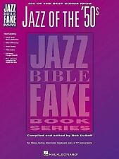 Jazz of the 50's (Jazz Bible Fake Book Series), Rob DuBoff, Good Book