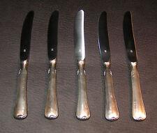 5x WMF Patent 90 Silbermesser Rarität 70er Jahre, NEU