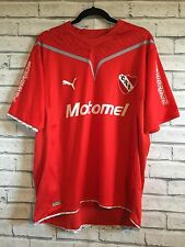 VINTAGE PUMA C.I.A ATLETICO INDEPENDIENTE ARGENTINA FOOTBALL SHIRT TRIKOT L