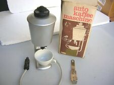 VINTAGE CAR COFFEE MAKER VOLKSWAGEN VW BUG BEETLE COX KÄFER BUS NOS