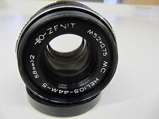 MC Helios 44m-5 m42 2/58 lens made in USSR  For Nikon Canon Sony
