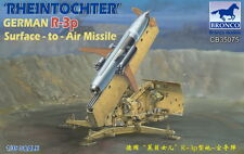 "Bronco 1/35 35075 German ""Rheintochter"" R-3p Surface-to-Air Missile"