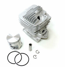 STIHL MS261 CYLINDRE ET PISTON ASSEMBLAGE 44.7MM NEW NISIC ENDUIT 1141 020 1202
