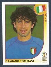 PANINI KOREA/JAPAN WORLD CUP 2002- #467-ITALIA-ITALY-DAMIANO TOMMASI