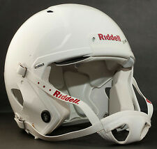 Riddell Revolution SPEED Classic Football Helmet (Color: METALLIC PEARL WHITE)