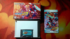 ROCKMAN ZERO 2 MEGAMAN ZERO 2 JAP GAME BOY ADVANCE JP JPN SHIPPING 24/48H