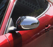 Jaguar XK X150 2007-2009 Chrome Mirror Covers