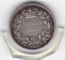 1836  King  William  IV  Sterling  Silver  Shilling  British Coin