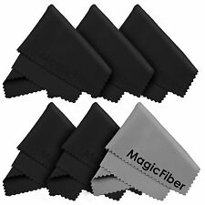 6 PackThe Amazing MagicFiber Premium Microfiber Cleaning Cloths FREE SHIPPING !!