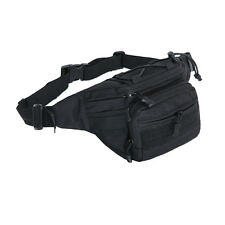 New Men Nylon Travel Hiking Shoulder Sling Chest Fanny Pack Waist Waterproof Bag