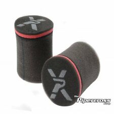 PiperCross Air Filter Rampipe Trumpet Filter Socks Pair ID 70mm x 100mm