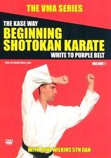 Début Shotokan Karaté DVD-meilleur vendeur-NOUVEAU!