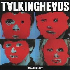 Talking Heads - Remain In Light 180g HQ LP NEW! SEALED!