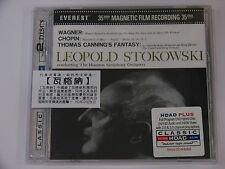 Wagner Chopin Thomas Canning Leopold Stokowski 24/192 DVD-Audio + CD HDAD 2029