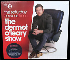 DERMOT O'LEARY CD x 2 The Saturday Sessions 2014 Exclusive Tracks Biffy Clyro