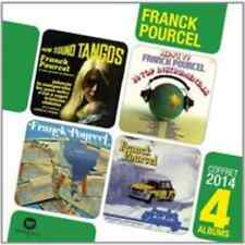 Franck Pourcel-4 Albums  CD NEW