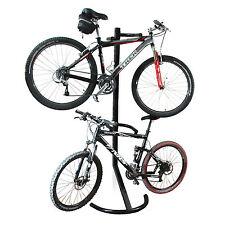 RAD Cycle 1107 Gravity Bike Stand Holds Two Bicycle Rack Storage Or Display