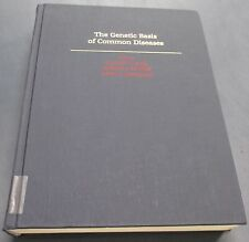 The Genetic Basis of Common Diseases No. 20 (1992, Hardcover)