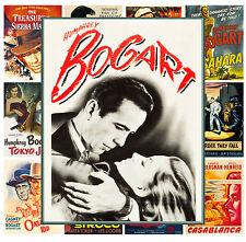 "Mini Posters [13 posters 8""x11""/A4] Film Noir Bogart Vintage Movie MP458"