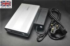 3.5 Inch IDE HDD Hard Drive Disk Enclosure USB 2.0 External Box Case