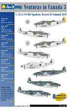 Venturas in Canada 3: RCAF WAC Squadrons – Aviaeology Docs only